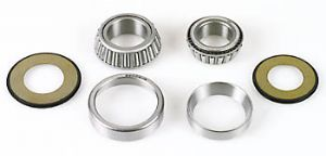 Speed Triple 955i 2002-05: T595/T509 Headrace Taper Roller Bearing Kit. [Top & Bottom Bearings]